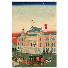 Inoue Yasuji: Imperial Diet Building - Artelino