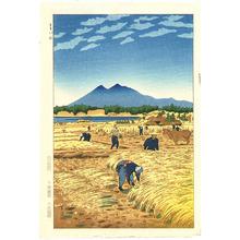笠松紫浪: Harvest - Artelino