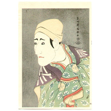 Toshusai Sharaku: Morita Kanya - kabuki - Artelino