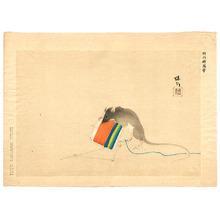 Takeuchi Seiho: Mouse and Kite Spindle - Artelino