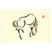 無款: Zen Horse - 5 - Artelino