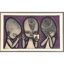 Ikeda Shuzo: Oinori - Praying - Artelino