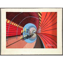 Sekino Junichiro: Tunnel - Artelino