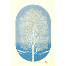 小野忠重: White Tree (8) - Artelino