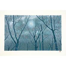 Ono Tadashige: Morning Shine (blue) - Artelino