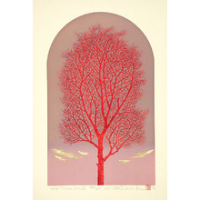 小野忠重: One Tree (red) - Artelino
