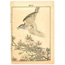 Imao Keinen: Cuckoo and Azalea - Keinen Gafu - Artelino