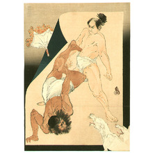 Unknown: Sumo Wrestling - Artelino
