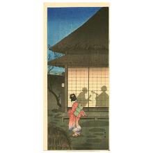 Takahashi Hiroaki: Tea House in the Night - Artelino