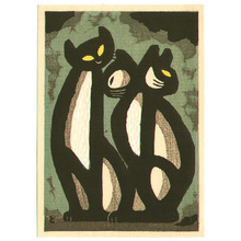 Inagaki Tomoo: Friendly Cats - Artelino