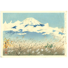 Tokuriki Tomikichiro: Thirty-six Views of Mt.Fuji - Artelino