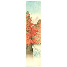 Koho: Red Maple - Artelino