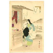Mizuno Toshikata: Store - Thirty-six Beauties - Artelino