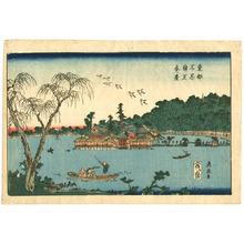 Keisai Eisen: Shinobazu Pond - Artelino