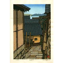 Nishijima Katsuyuki: Village Scene - Artelino