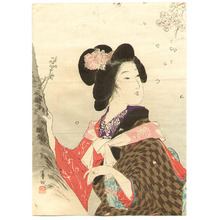 Takeuchi Keishu: Cherry Blossom Hunting - Artelino