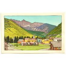 Yoshida Toshi: Town of Vail, Colorado - Artelino