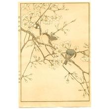 Imao Keinen: Birds and Cherry Blossoms - Artelino