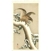 小原古邨: Eagle - Artelino