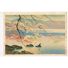 Okumura Koichi: Lake Towada in Autumn - Artelino