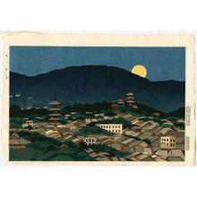 Okumura Koichi: Panoramic View of Mt.Higashi - Artelino