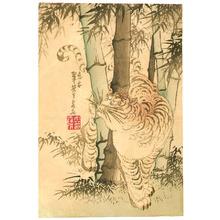 松川半山: Tiger - Artelino