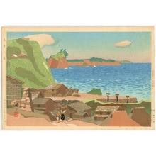 日下賢二: Summer in Shima - Artelino