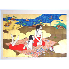 Okamoto Ryusei: White Fox - Picnic - Artelino