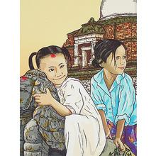 Okamoto Ryusei: My Favorite Place - Children of Asia - Artelino