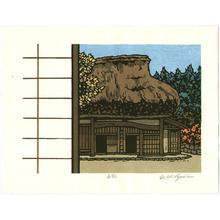 Nishijima Katsuyuki: Shoji Screen and Old House - Artelino