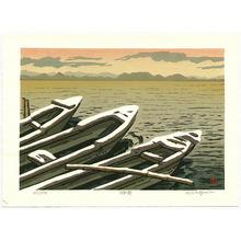 Nishijima Katsuyuki: Morning at the Lake - Artelino