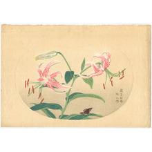 Fujishima Takeji: Tiger Lily - Artelino