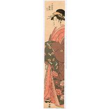Eishosai Choki: Beauty Hinazuru - Artelino