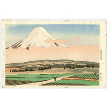 Kusaka Kenji: Mt.Fuji Seen around Miya - Artelino