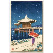Fujishima Takeji: Ukimi-do - Artelino