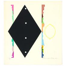 Funasaka Yoshisuke: Work JY5 - 1971 - Artelino