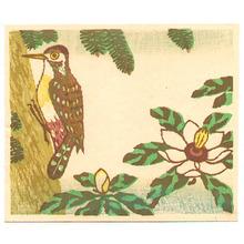 Kato Yasu: Woodpecker - Artelino