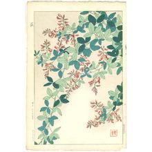 Kawarazaki Shodo: Bushclover - Artelino