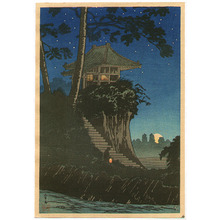 高橋弘明: Temple in the Night - Tokumochi - Artelino