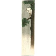 Koho: Egret on a Tree - Artelino