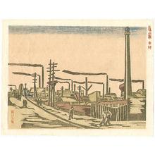 前川千帆: Honjo Factory Area - Artelino
