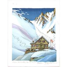 Morozumi Osamu: Cabane-du-Mont-Fort - Switzerland - Artelino
