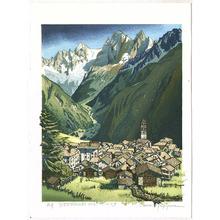 Morozumi Osamu: A Quiet Village - Italy - Artelino