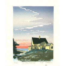 Brown Matt: A Maine Morning - Artelino