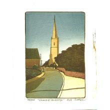 Brown Matt: Church at Slimbridge - Artelino