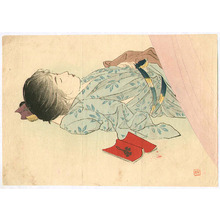 梶田半古: Sleeping Beauty - Artelino