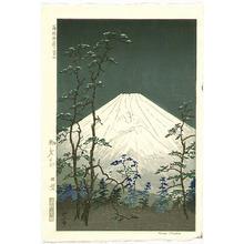 Okada Koichi: Mt.Fuji in Hakone - Artelino