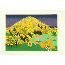 Hayashi Waichi: Colorful Highland - Artelino