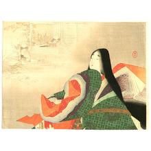 Mizuno Toshikata: Jakko-in Temple - Artelino