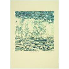 Inoue Shigeko: Pacific Ocean (1) - Artelino